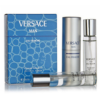 VERSACE EAU FRAICHE FOR MEN EDT 3x20ml