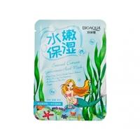 BioAqua Natural Extract Seaweed Mask (Омолаживающая маска с морскими водорослями)