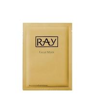 RAY Facial Mask Gold / Омолаживающая маска для лица с коллоидным золотом