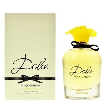 ДГ Dolce gold for women edp 75 ml