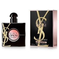 YVES SAINT LAURENT BLACK OPIUM GOLD ATTRACTION LIMITED EDITION FOR WOMEN EDP 100ml