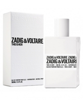 ОРИГИНАЛ ZADIG&VOLTAIRE THIS IS HER EDP 100 ML