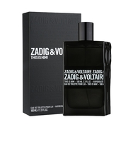 ОРИГИНАЛ ZADIG & VOLTAIRE THIS IS HIM EDT 100 ML